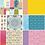 Thumbnail: Kit 6 Papéis - Coleção Wonders - Paige Evans