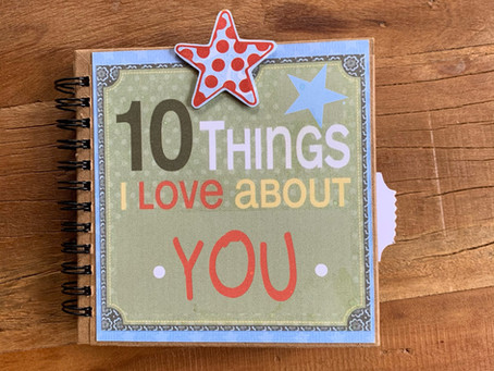 10 Coisas que eu Amo em você