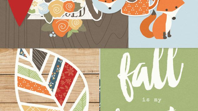 Hello Fall Snap Pack * Simple Stories