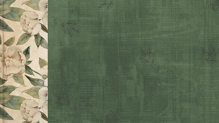 Kit Coleção ANTHOLOGY - Kaisercraft