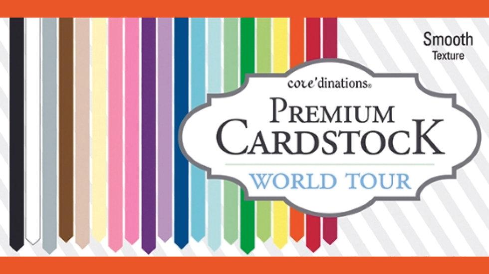 Cardstock texturizado (smooth)