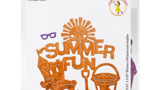 Placa de Corte Summer Fun