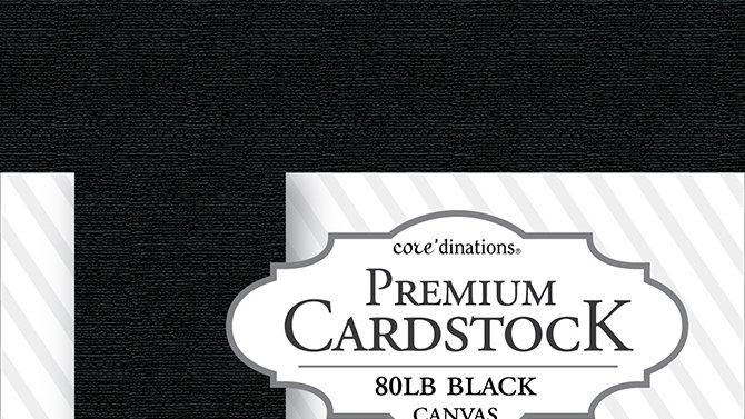 Cardstock texturizado