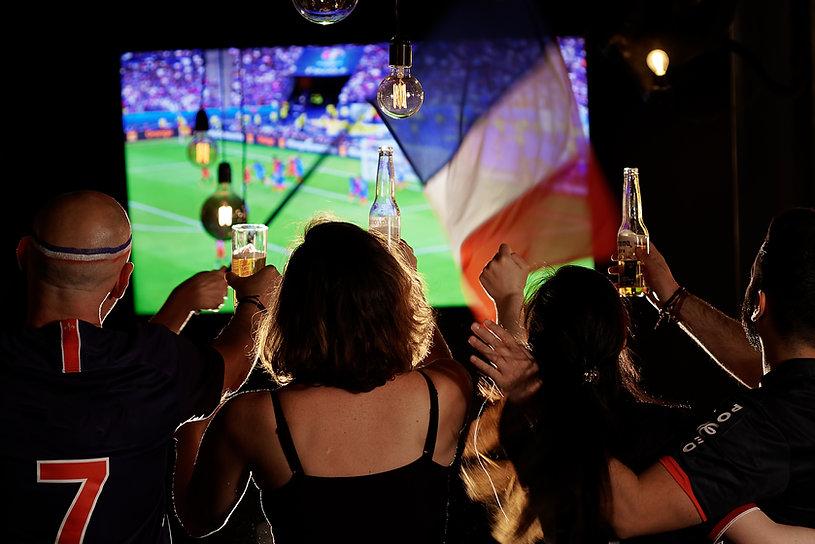 Bar Bière Cocktail Sportif