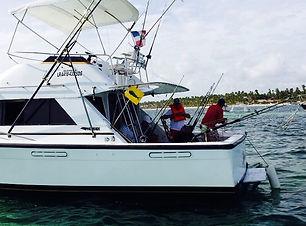 Peche en mer Excursions Latika Tours