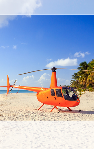 Helicopters punta cana