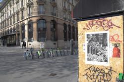 Avarice I & II 3/50, Place de la Bastille