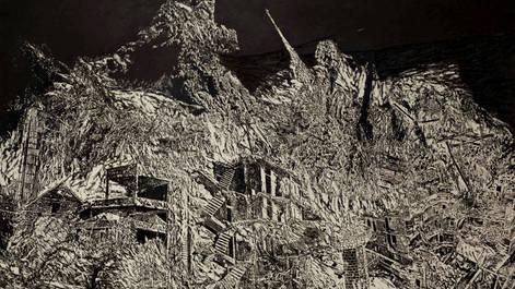 صابون حلب / Engraving