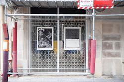 Orgueil 1 /50 I & II, 7 péchés du capitalisme, xylogravure, Centre Wallonie-Bruxelles Paris, 2021