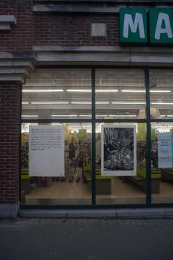Gourmandise I & II 9/ 100, xylographie, 70 x 100 cm, Albert, 2019