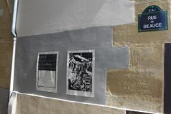 Paresse I & II 25/50, rue Beauce , affiché par Gilles Duval