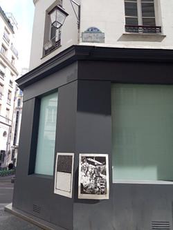 Paresse I & II 38/50, rue du juges consuls, affiché par Salima