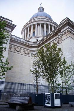 Envie I & II 20/50, Place du Panthéon