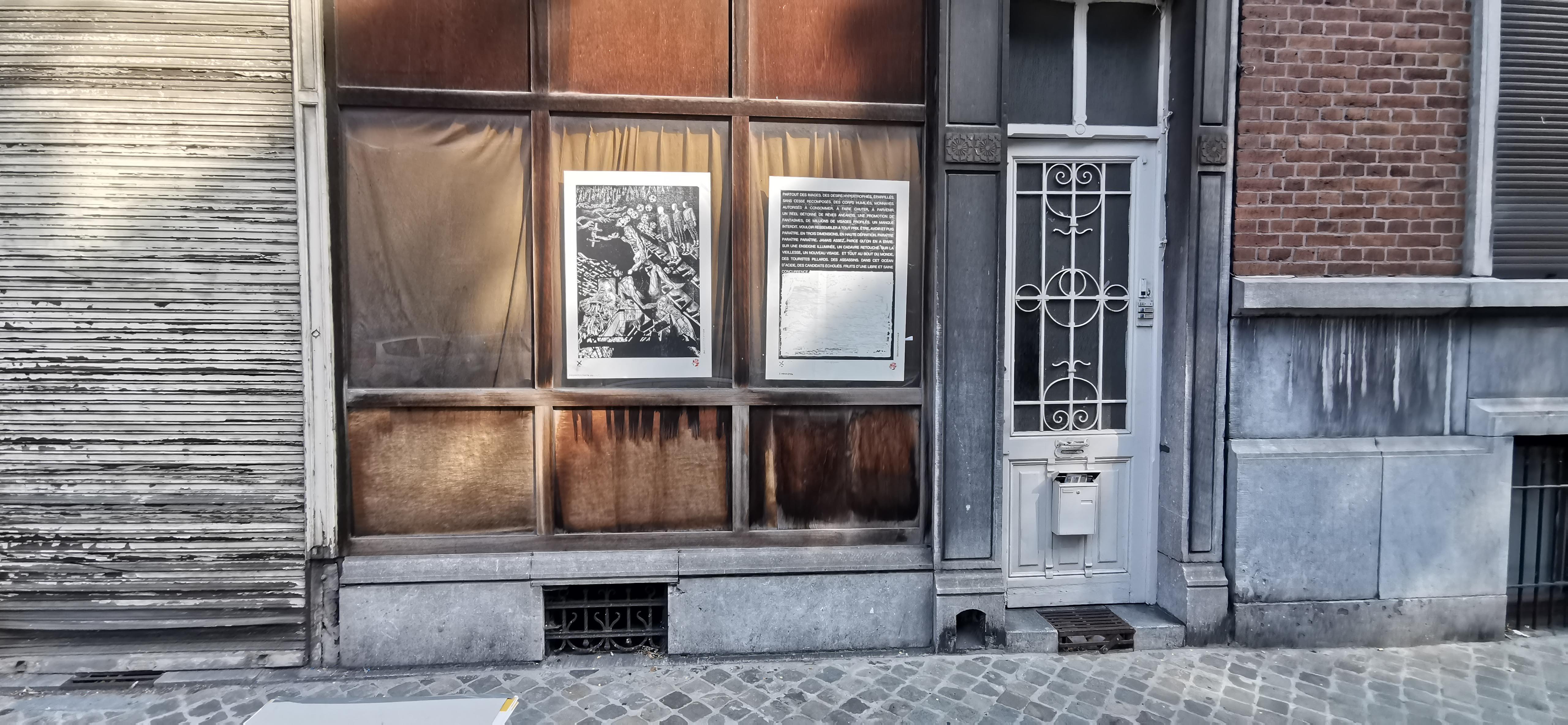_50, Envie, Xylogravure, 13 rue pâquie