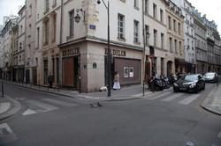 Orgueil 8 /50 I & II, 7 péchés du capitalisme, xylogravure,rue des Haudriettes, 2021