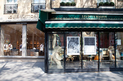 Avarice I & II 9/50, Boulevard Saint-Germain