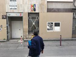 Paresse I & II 9 /50, Cité Griset, Emmanuel Thiery