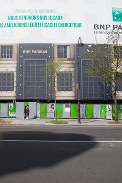 Orgueil 13 /50 I & II, 7 péchés du capitalisme, xylogravure, Boulevard des Italiens, 2021