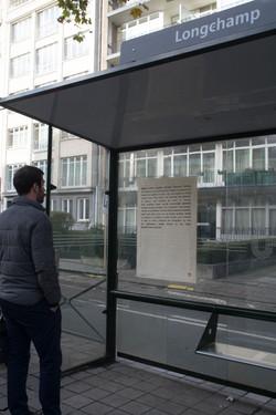 Gourmandise II 84/ 100, xylographie, 70 x 100 cm, Lonchamp, 2019
