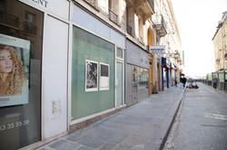 Orgueil 23 /50 I & II, 7 péchés du capitalisme, xylogravure, Rue des deux gares, 2021