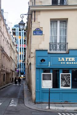 Envie 5/50 I & II,  rue du Temple