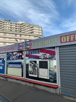 Paresse I & II 24, rue rue du pré-saint-gervais, affiché par Louise Dandrean