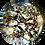NWA 8588 in Crossed Polarized Light