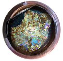 Blanchard Red mineral crystals seen through a PetroViewer