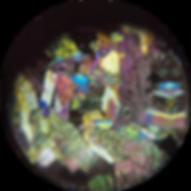 Terrestrial feldspars seen in a PetroViewer