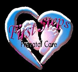 First Steps Logo baby feet heart copy.pn