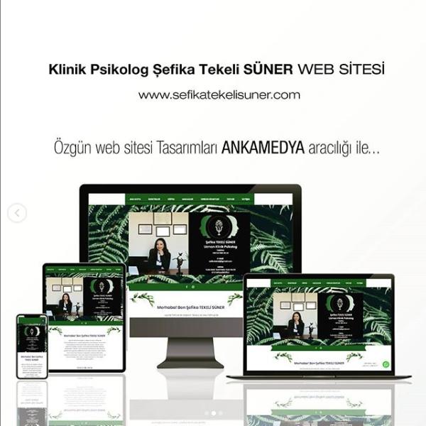 Klinik Psikolog Web Tasarım