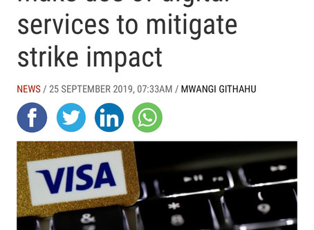 Banking Strike — an example of just how unprepared South Africa is for the future