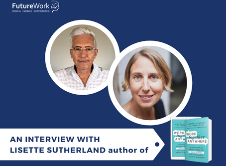 Interview with Lisette Sutherland