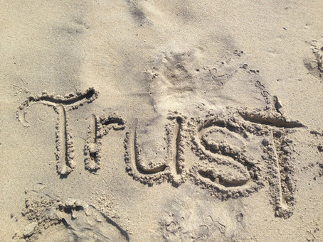 Trust is high in successful remote teams
