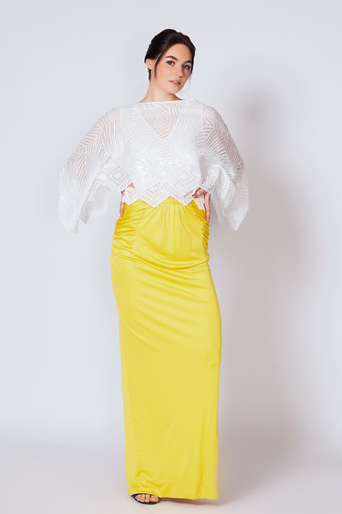 Waterfall Cascade Skirt