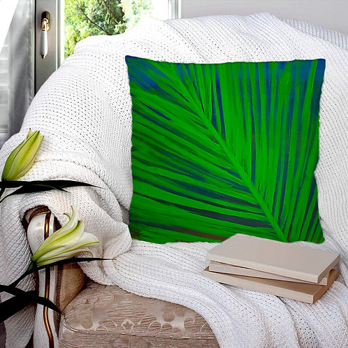 Caribbean Print Pillow