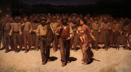 El arte y los hijos de la clase obrera.
