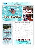 Fire & Water flyer