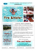 Fire & Water flyer