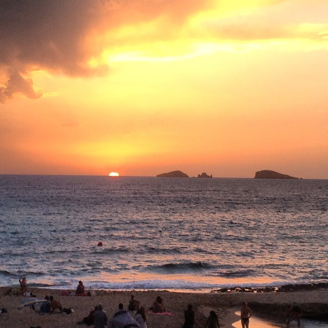 Instagram - Beautiful Ibiza #sunset #ibiza #lastnight #kölsch #inlovewithmygirl