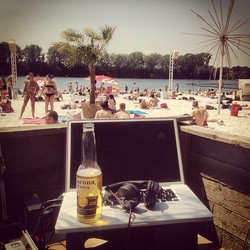 Instagram - #sundownbeach #openningweekend #slight #music #lovehardermusic #stil