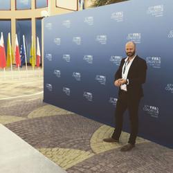 FIFA Congress Bahrain 🇧🇭_#wolfsrudel #neuerPräsident
