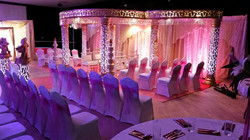 The Slice of India Banqueting Suite