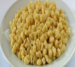 Galuska : Gnocchis hongrois