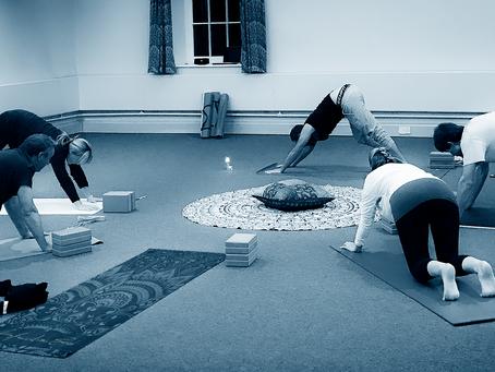 Mixed-Ability Yoga, Easy?