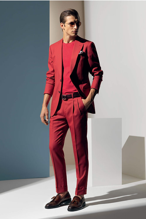 RED SUIT - $795
