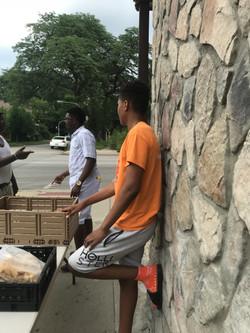 Volunteering (Outreach)
