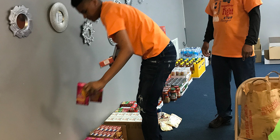 Accepting Donations - Food Drive  (1)