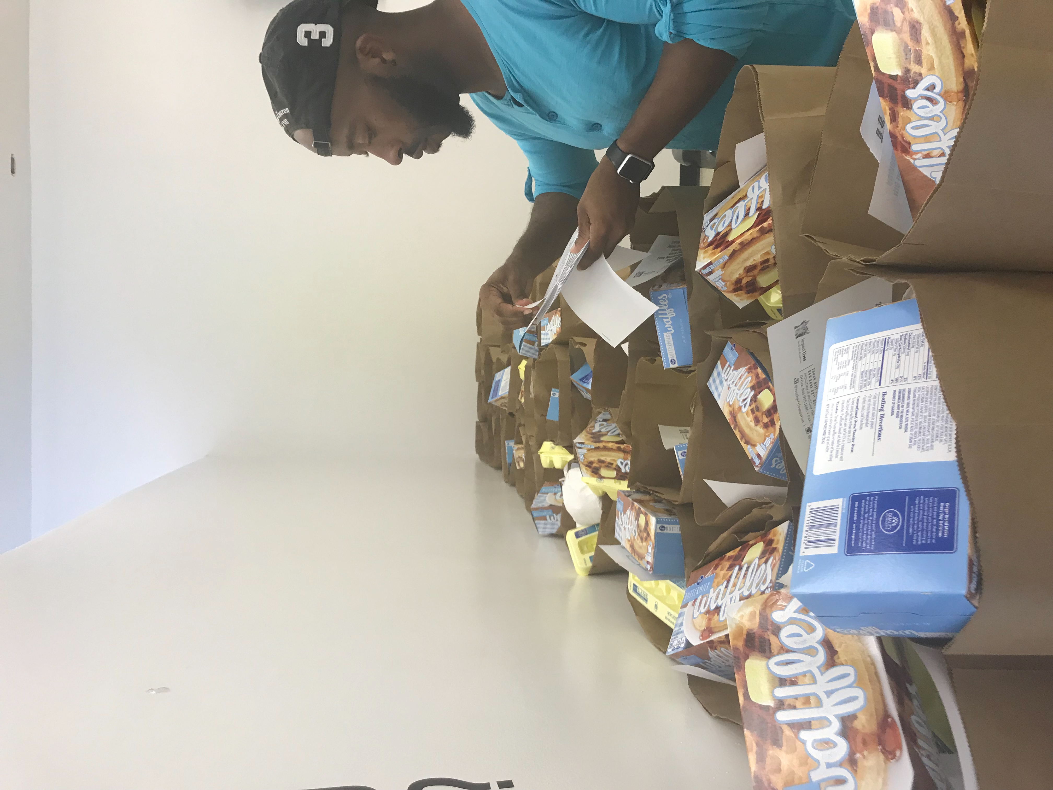 8/26/2018  Food Giveaway