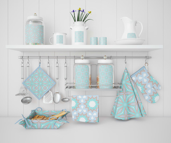 Cool Patterns for Kitchen.